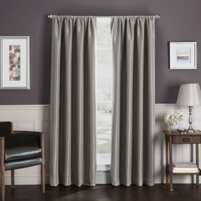 Gold Insulated Window Curtains