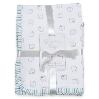 Sterling Baby Receiving Blanket