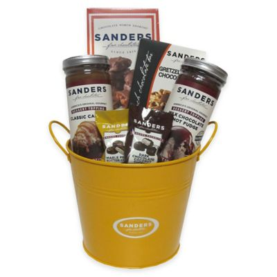 Sanders Hostess Gift Basket