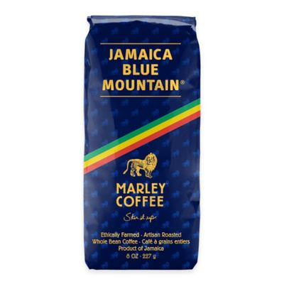 Marley Coffee® Talkin' Blues 8 oz. Ground Medium Roast Coffee (Pack of 8)