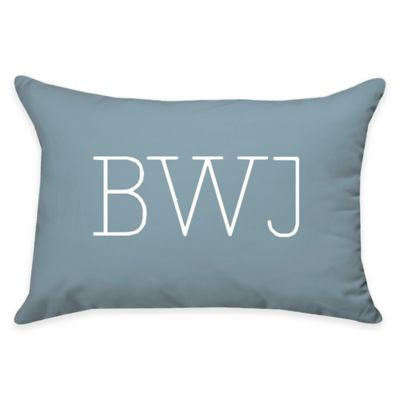 14-Inch x 20-Inch Rectangle Dual Sided Printable Poplin Throw Pillow
