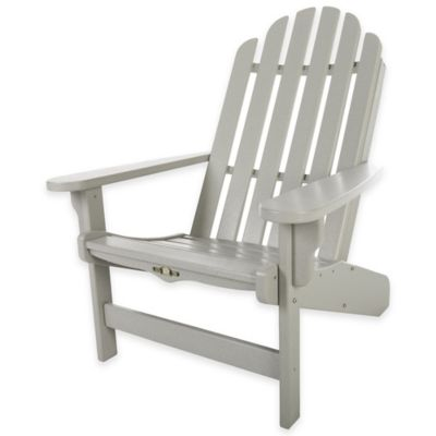 Pawleys Island® Durawood® Essential Adirondack Chair in Red