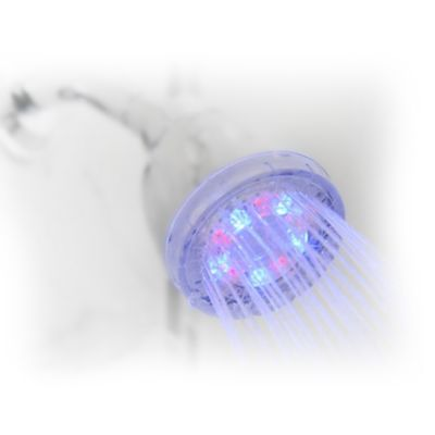 Shower Wow™ LED Rainbow Shower Head