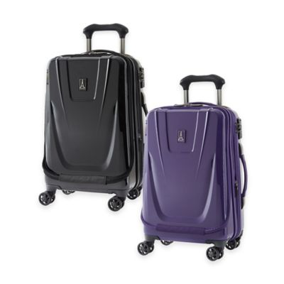 TravelPro® Maxlite® 20-Inch 8-Wheel Expandable Carry On Spinner in Grape