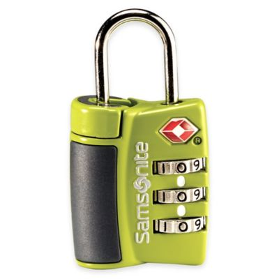Neon Green Travel Accessories