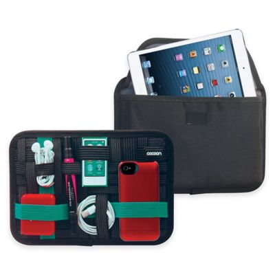 Grid-It! Small Organizer with Tablet Holder in Black