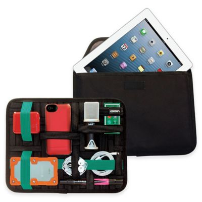 Grid-It! Large Organizer with Tablet Holder in Black