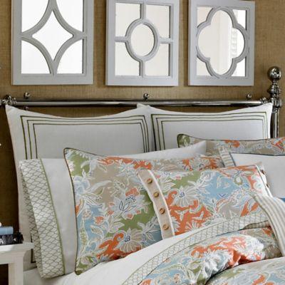Nautica® Greenport European Pillow Sham in Ivory