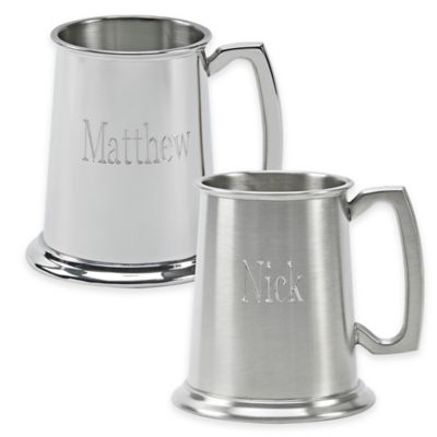 Pewter Bridal Party Gifts
