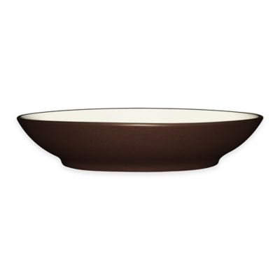 Noritake® Colorwave Coupe Pasta Bowl in Chocolate