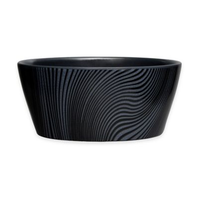 Noritake® BoB Dune Fruit Bowl in Black