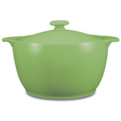 Noritake® Colorwave Covered Casserole Dish in Green Apple
