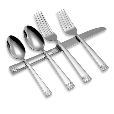 Waterford® Lismore Nouveau Flatware 5-Piece Place Setting
