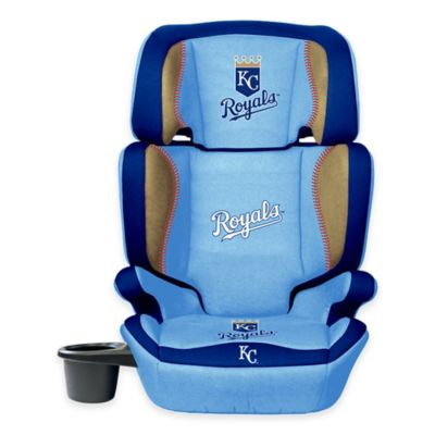 Lil Fan MLB Kansas City Royals High Back Booster Seat