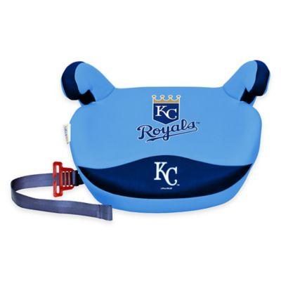 Lil Fan MLB Kansas City Royals No Back Slimline Booster Seat
