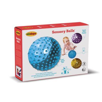 Edushape® 3-Piece Sensory Balls