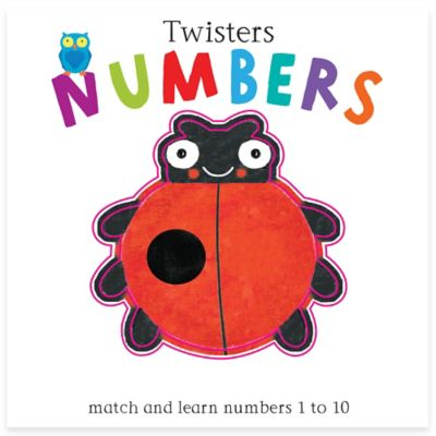 "Barron's Educational Series ""Twisters: Numbers"" by Anton Poitier"