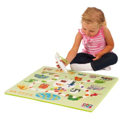 Eric Carle Interactive Learning Mat with Voice Pen