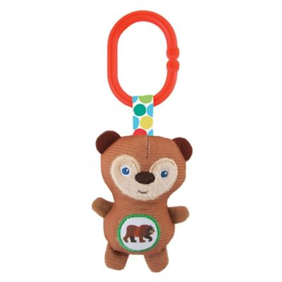 Kids Preferred Eric Carle Brown Bear Zippee