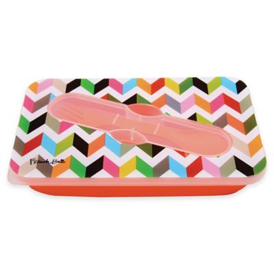 French Bull Ziggy Pop Up Silicone Single Lunch Box