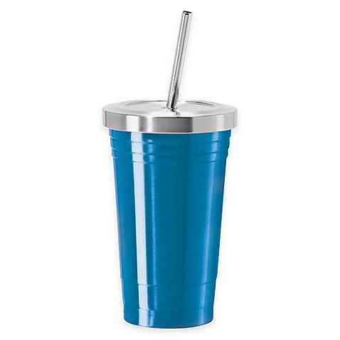 Steel Straw Hot Drinks