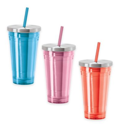 Oggi Insulated Drinkware