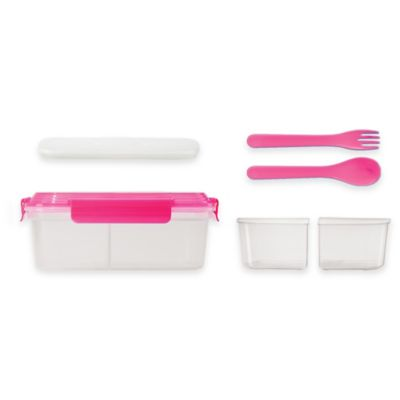 Pink Food Containers