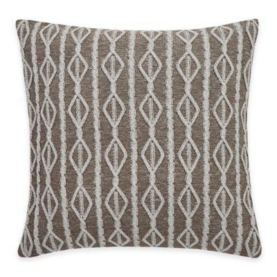 Flatiron® Linen Paisley European Pillow Sham