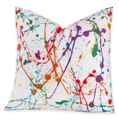 Crayola® Splat European Pillow Sham