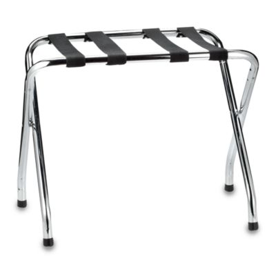 Chrome Folding Racks