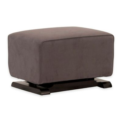 Babyletto Kyoto Ottoman in Slate