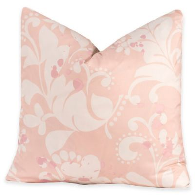Crayola® Eloise European Pillow Sham in Pink