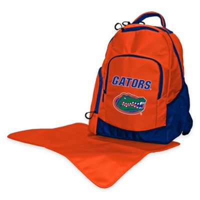 Lil Fan University of Florida Diaper Backpack