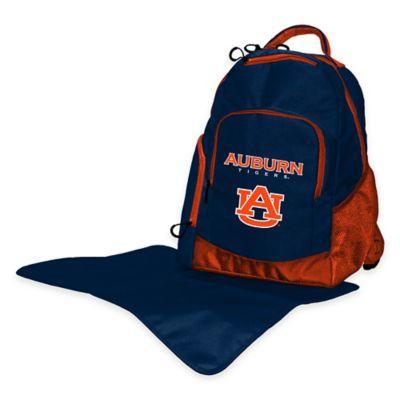 Lil Fan Auburn University Diaper Backpack