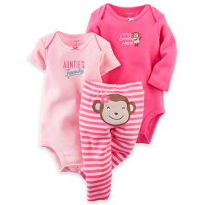 Pink Bodysuit and Legging Set