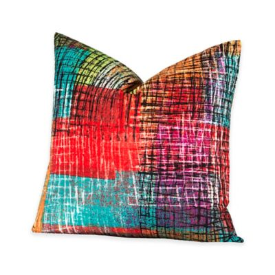 Crayola® Etch 16-Inch Square Throw Pillow