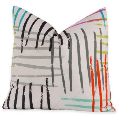 Crayola® Stroke of Genius European Pillow Sham