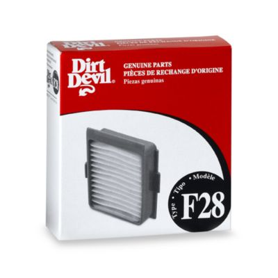 Dirt Devil® Krus Hepa Filter