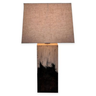 Brown Accent Lamp