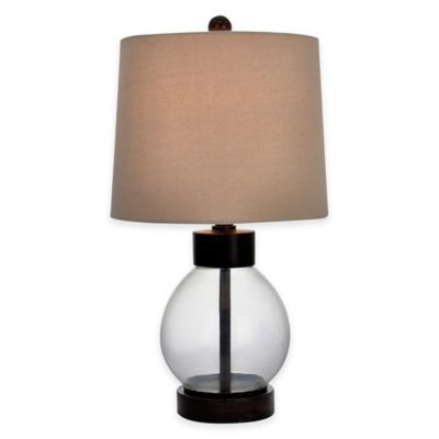 Clear Accent Lamp