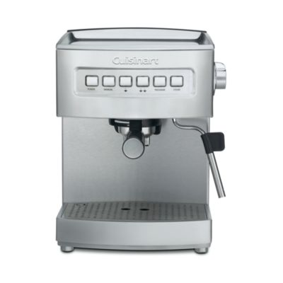Cuisinart Coffee Maker Just Steams : Cuisinart Programmable EM-200 Espresso Machine - www.BedBathandBeyond.ca