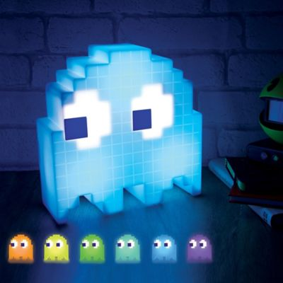 PAC-MAN Ghost LED Lamp