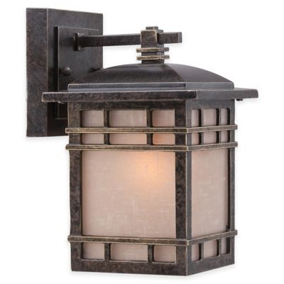 Illumina Direct Blake Small Wall Lantern in Imperial Bronze