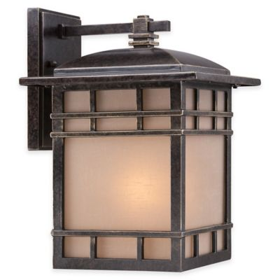 Illumina Direct Blake Medium Wall Lantern with Imperial Bronze Finish