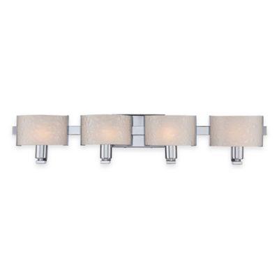 Illumina Direct 4-Light Logan Vanity Fixture in Polished Chrome