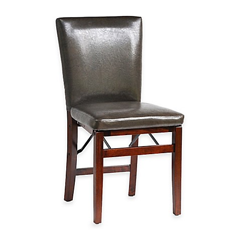 Buy Harper Folding Chair In Grey From Bed Bath Amp Beyond