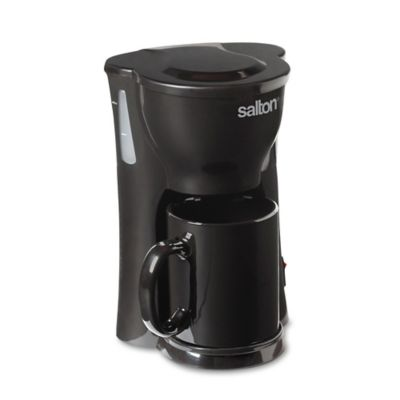 Toastess Personal Coffee Maker with 10.5-Ounce Ceramic Mug