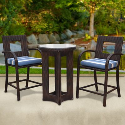 Scott Living™ Marco Island 3-Piece Bistro Set