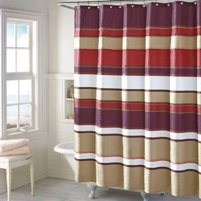 Alanna Shower Curtain