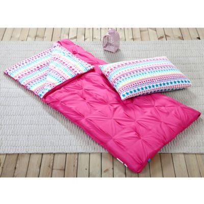 Victoria's Classics Riley 2-Piece Sleeping Bag in Pink